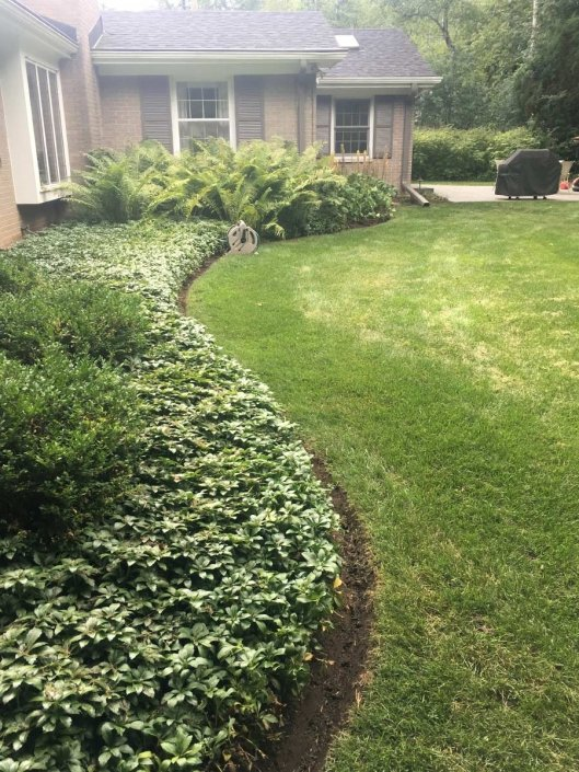 residential lawn fertilizing milwaukee
