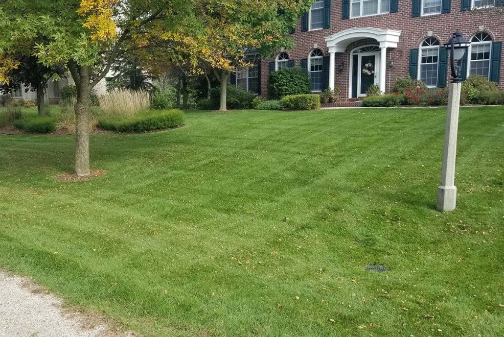 landscaping for milwaukee apartment